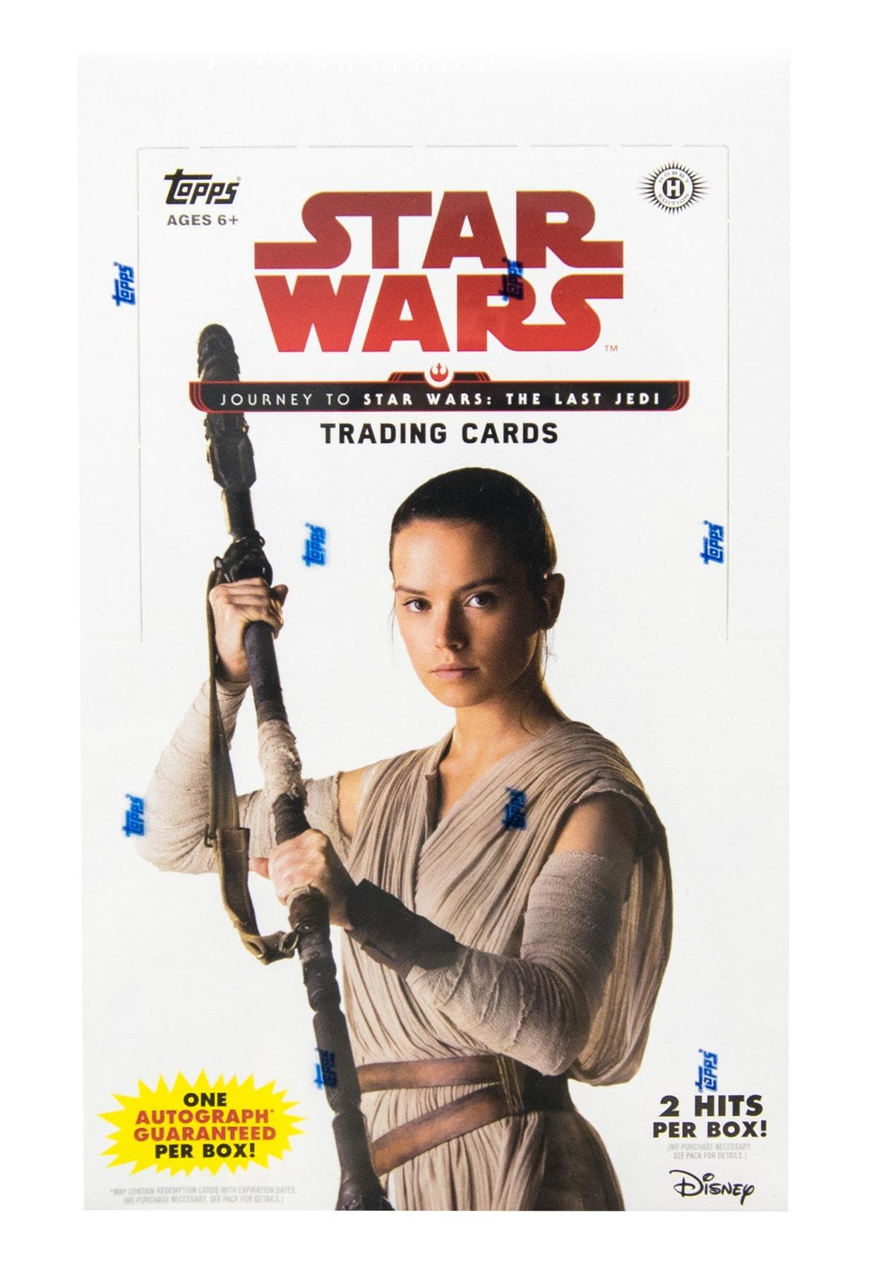 Star Wars Journey to The Last Jedi Hobby Box (Topps 2017 ... - photo#38