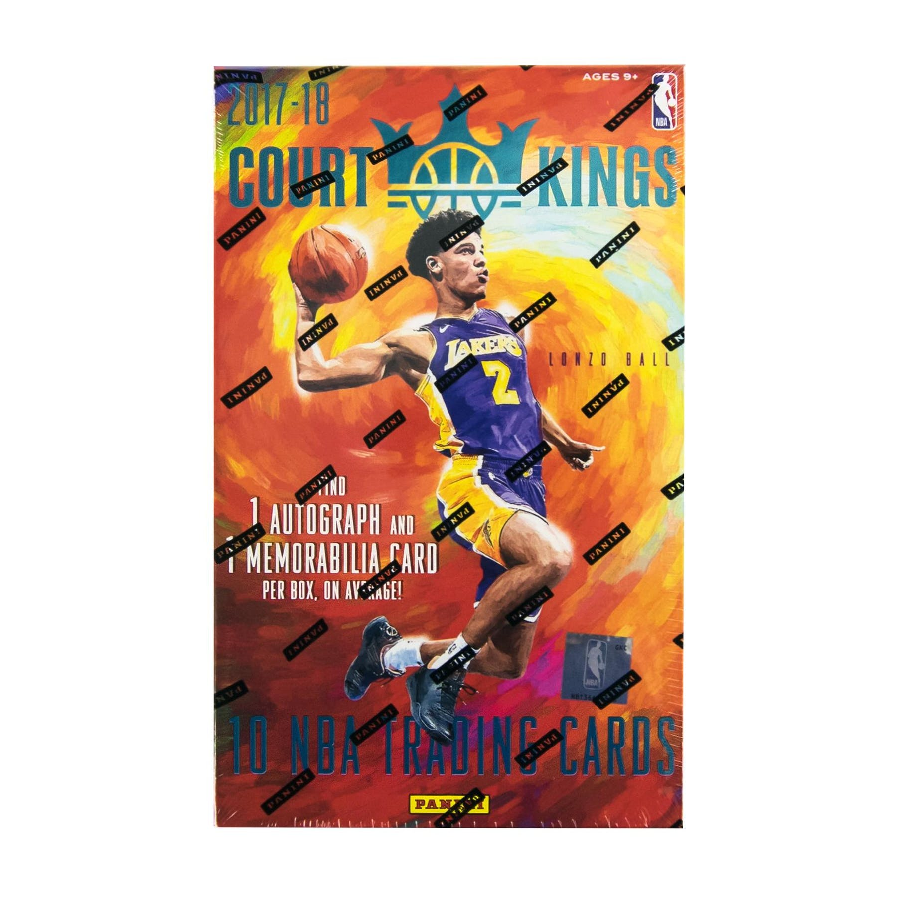 Game boy color online free - 2017 18 Panini Court Kings Basketball Hobby Box