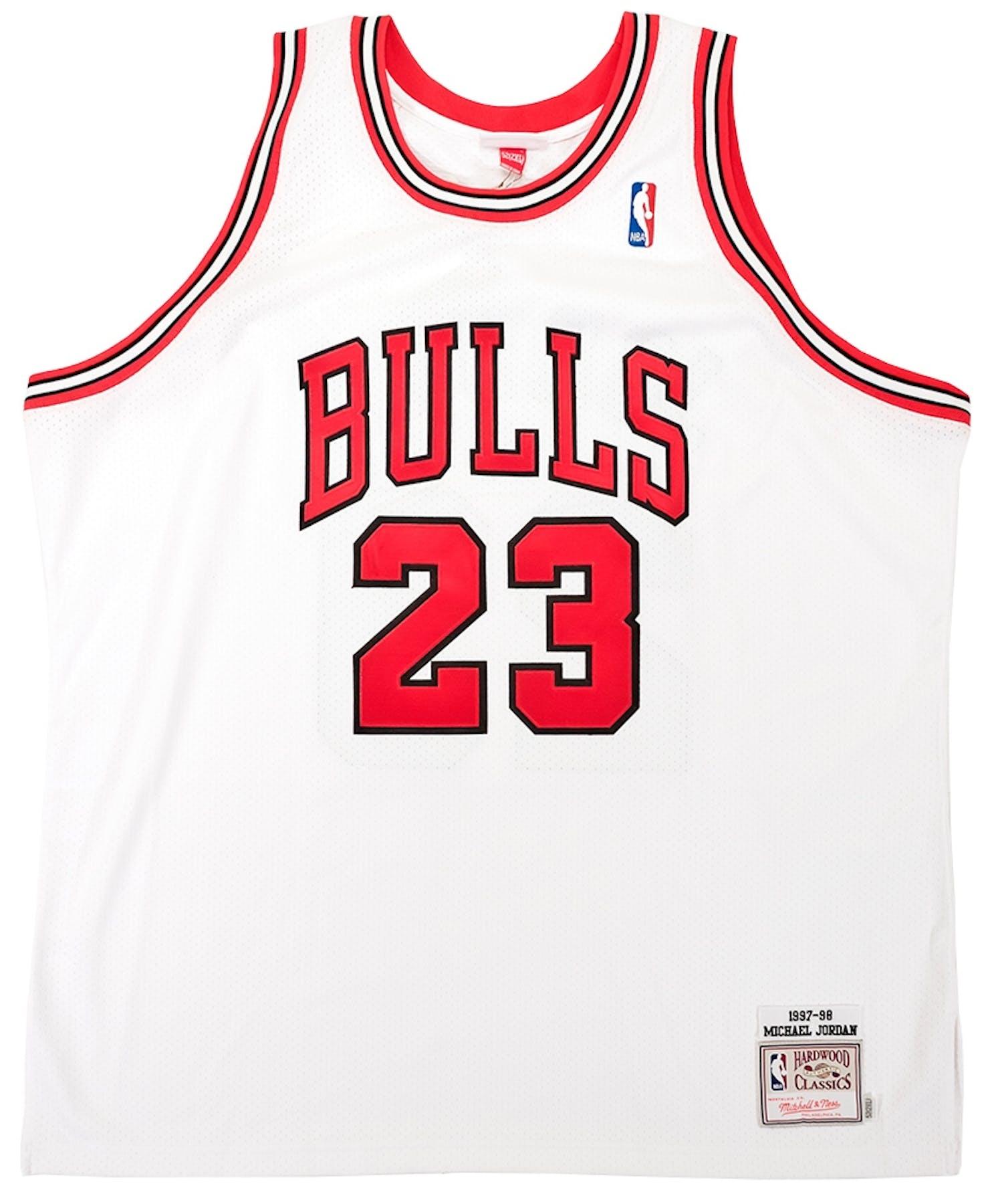 f75bdd4b742ee1 Michael Jordan Autographed Chicago Bulls Basketball Jersey w ...