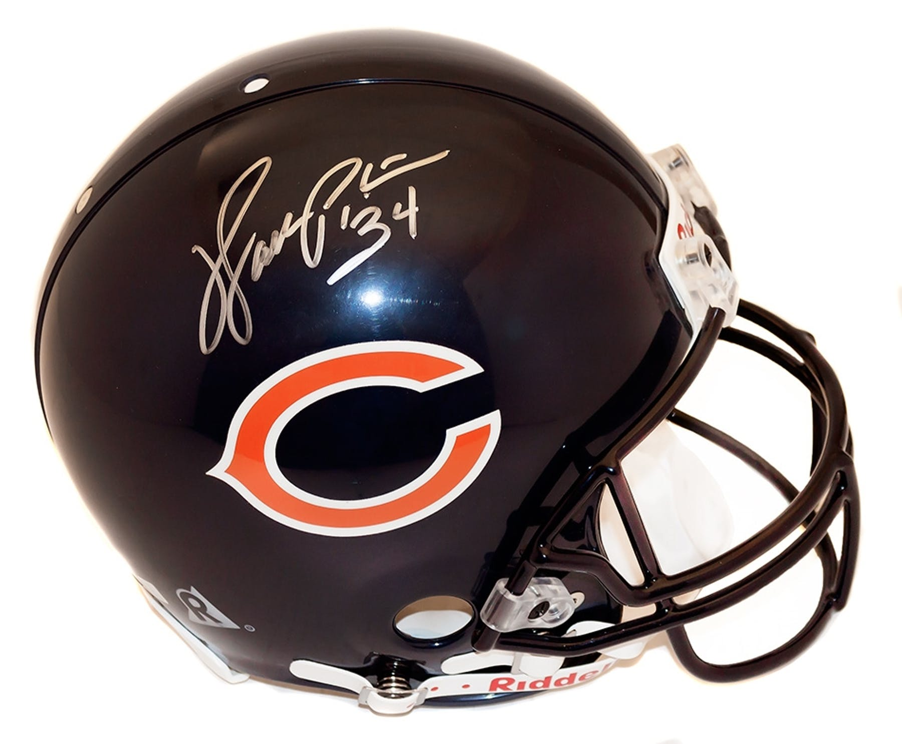 Walter payton autographed chicago bears proline full size helmet walter payton autographed chicago bears proline full size helmet field of dreams coa 1betcityfo Images